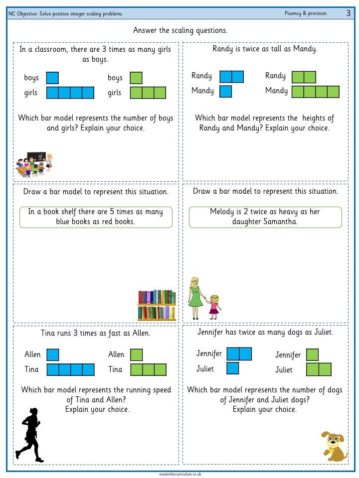 Solve positive integer scaling problems - 2