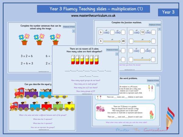 Year 3 – Editable Multiplication Teaching Slides (1)