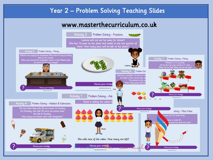 picture- teaching slides-Problem solving year 2